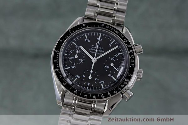 OMEGA SPEEDMASTER CHRONOGRAPH STEEL AUTOMATIC KAL. 3220A LP: 3020EUR [162903]