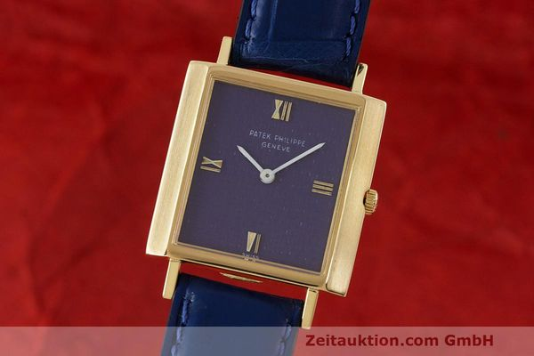 PATEK PHILIPPE GONDOLO 18 CT GOLD MANUAL WINDING KAL. 175 LP: 17753EUR [162908]