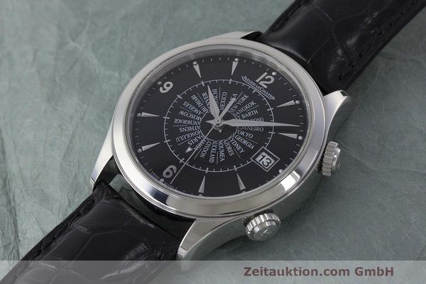 gebrauchte Luxusuhr Jaeger Le Coultre Master Control Stahl Automatik Kal. 956 Ref. 174.8.96 LIMITED EDITION | 162920 01