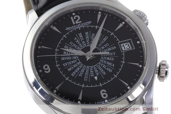 gebrauchte Luxusuhr Jaeger Le Coultre Master Control Stahl Automatik Kal. 956 Ref. 174.8.96 LIMITED EDITION | 162920 02