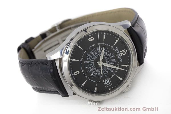 gebrauchte Luxusuhr Jaeger Le Coultre Master Control Stahl Automatik Kal. 956 Ref. 174.8.96 LIMITED EDITION | 162920 03