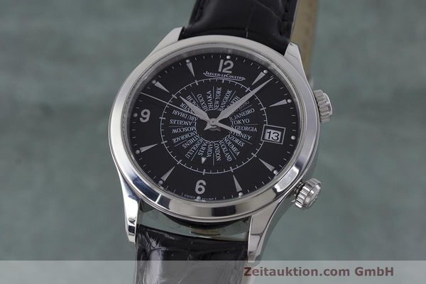 JAEGER LECOULTRE MASTER CONTROL MEMOVOX INTERNATIONAL 174.8.96 NP: 9200,- EURO [162920]