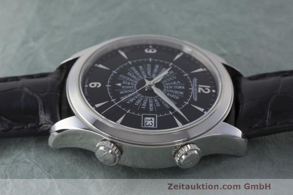gebrauchte Luxusuhr Jaeger Le Coultre Master Control Stahl Automatik Kal. 956 Ref. 174.8.96 LIMITED EDITION | 162920 05
