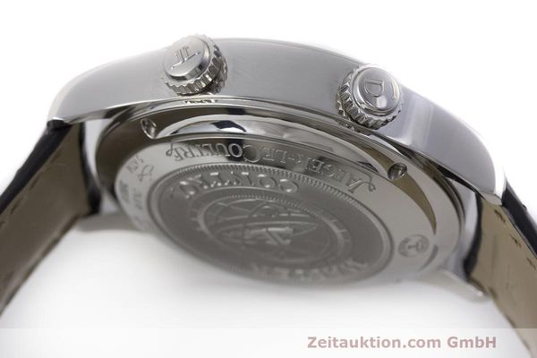 gebrauchte Luxusuhr Jaeger Le Coultre Master Control Stahl Automatik Kal. 956 Ref. 174.8.96 LIMITED EDITION | 162920 11