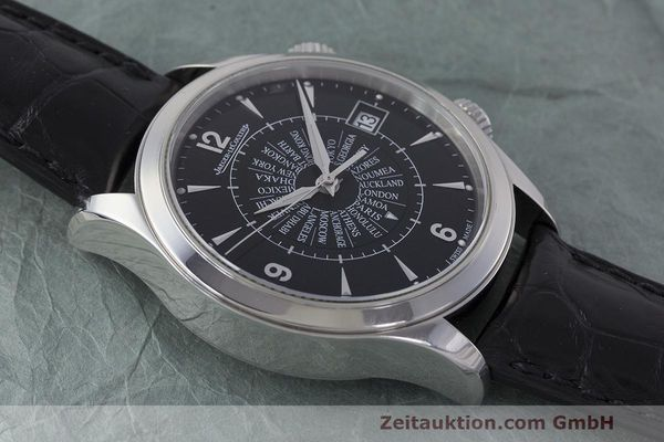 gebrauchte Luxusuhr Jaeger Le Coultre Master Control Stahl Automatik Kal. 956 Ref. 174.8.96 LIMITED EDITION | 162920 15