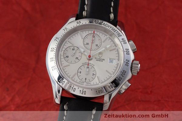 TUDOR CHRONAUTIC CHRONOGRAPH STEEL AUTOMATIC KAL. ETA 7750 [162937]