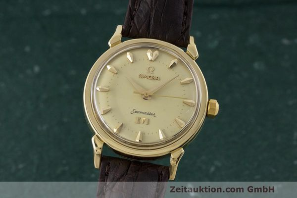 OMEGA SEAMASTER OR 18 CT AUTOMATIQUE KAL. 471 [162943]
