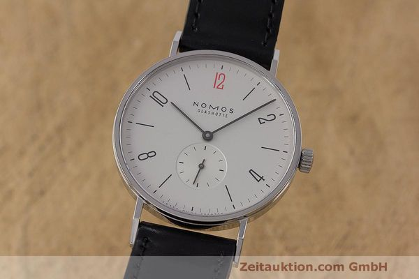 NOMOS TANGENTE STEEL MANUAL WINDING KAL. ALPHA [162950]