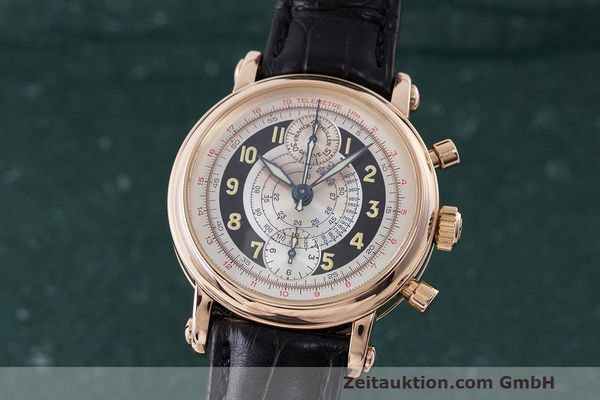 FRANCK MULLER CHRONOGRAPH 18 CT RED GOLD AUTOMATIC KAL. FM7000 LP: 23000EUR [162964]