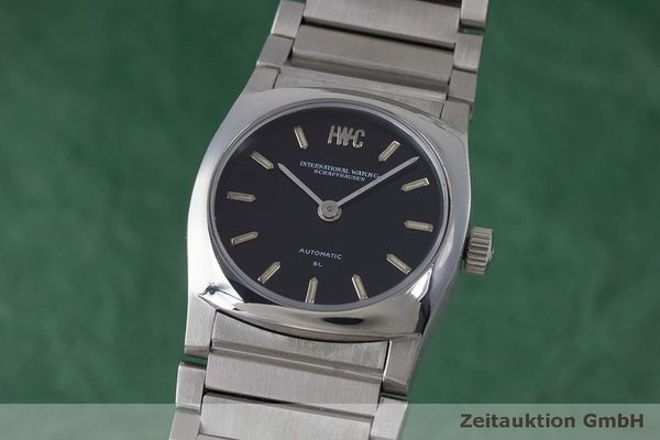 IWC GOLF-CLUB STEEL AUTOMATIC KAL. 442 LP: 6200EUR  [163006]