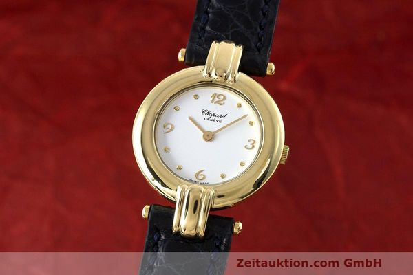 CHOPARD ORO 18 CT QUARZO KAL. 608 LP: 4260EUR [163029]