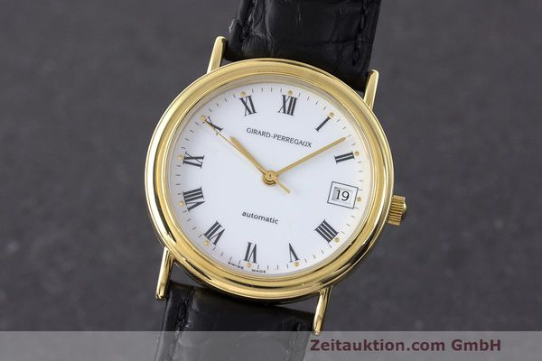 GIRARD PERREGAUX OR 18 CT AUTOMATIQUE KAL. 2200  [163040]