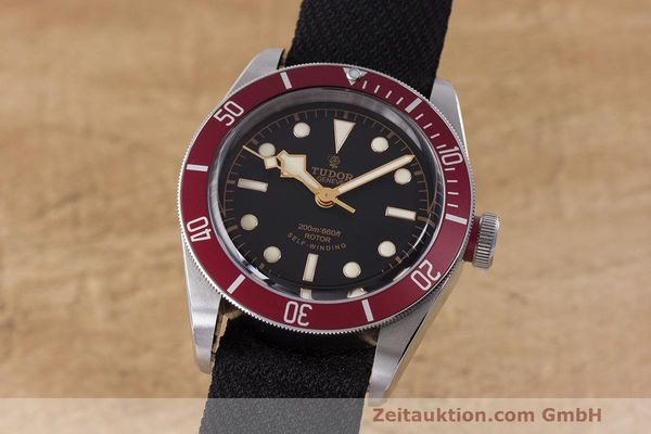 TUDOR HERITAGE BLACK BAY STEEL AUTOMATIC KAL. ETA 2824-2 LP: 2900EUR [163050]