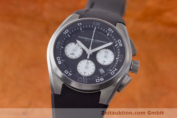 PORSCHE DESIGN BY ETERNA DASHBORD TITAN CHRONOGRAPH 6620.11 VP: 4250,- EURO [163063]