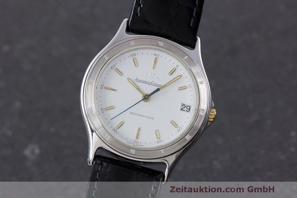 JAEGER LE COULTRE HERAION STEEL AUTOMATIC KAL. 899 LP: 6350EUR [163068]