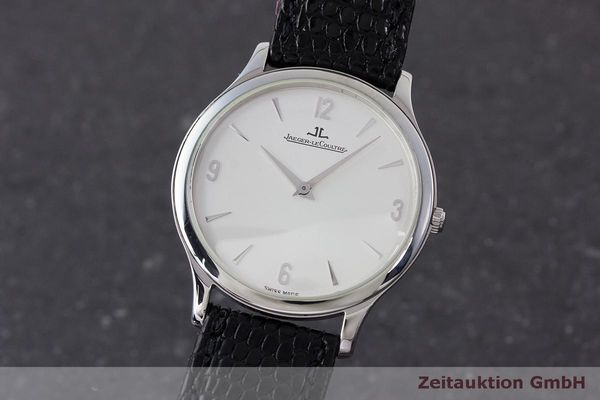 JAEGER LE COULTRE MASTER CONTROL STEEL MANUAL WINDING KAL. 849 LP: 6500EUR [163069]