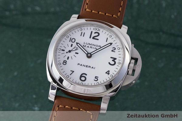 PANERAI LUMINOR MARINA STEEL MANUAL WINDING KAL. ETA B99501 LP: 5700EUR [163125]