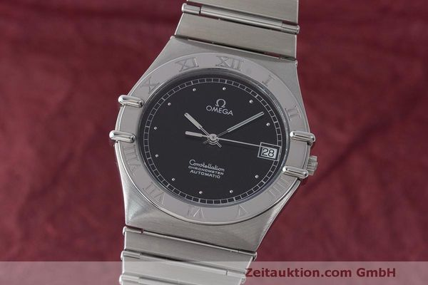 OMEGA CONSTELLATION STEEL AUTOMATIC KAL. 1111 ETA 2892-2 LP: 4700EUR [163126]