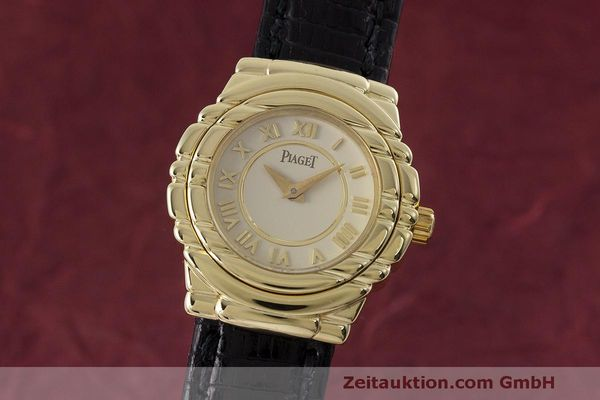PIAGET TANAGRA OR 18 CT QUARTZ KAL. 620P LP: 0EUR  [163154]