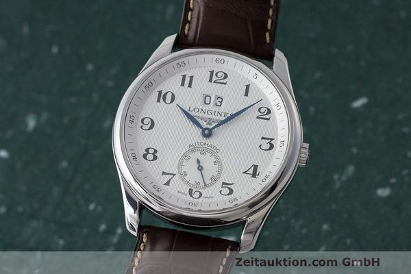 LONGINES MASTER COLLECTION ACIER AUTOMATIQUE KAL. L601.2 ETA 2892A2 LP: 1640EUR [163183]
