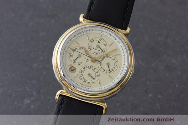 CHRONOSWISS KELEK STEEL / GOLD AUTOMATIC KAL. ETA 2892-2 [163210]