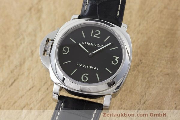PANERAI LUMINOR BASE LEFT-HANDED OP6730 HANDAUFZUG PAM219 LIMITIERT LP: 5900,- Euro [163215]