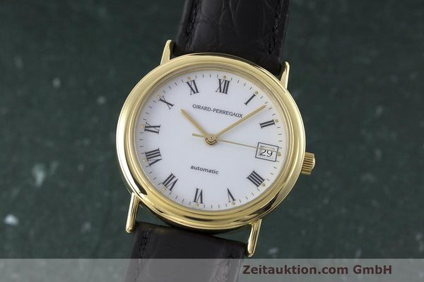 GIRARD PERREGAUX OR 18 CT AUTOMATIQUE KAL. 220  [163229]