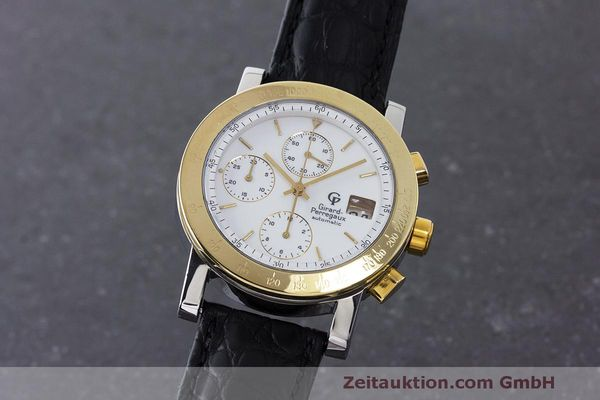 GIRARD PERREGAUX 7000 CHRONOGRAPH STEEL / GOLD AUTOMATIC KAL. 800-964 [163238]
