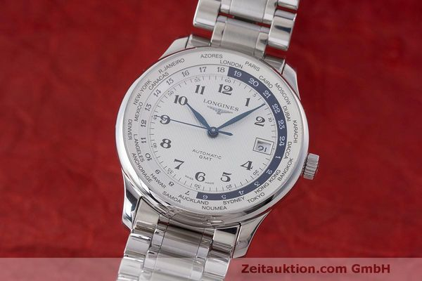 LONGINES MASTER COLLECTION ACERO AUTOMÁTICO KAL. L635.6 LP: 1600EUR [163328]
