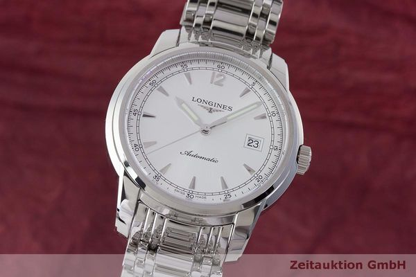 LONGINES SAINT-IMIER COLLECTION AUTOMATIK HERRENUHR L2.766.4 NP: 1810,- EURO [163341]