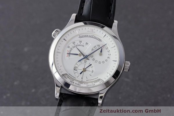 JAEGER LECOULTRE MASTER CONTROL GEOGRAPHIC 1000 HOURS 142.8.92 VP: 10800,- EURO [163391]
