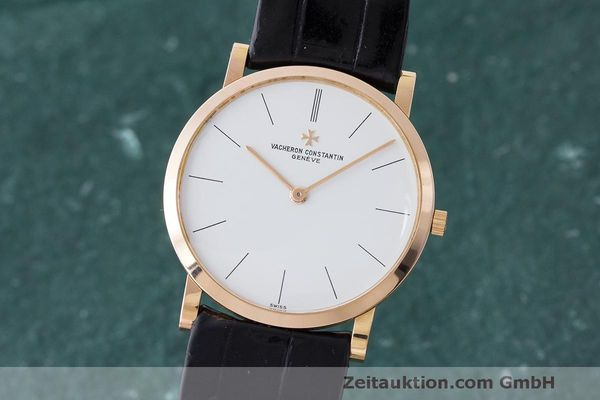 VACHERON & CONSTANTIN 18 CT RED GOLD MANUAL WINDING KAL. 1003/1 [163399]