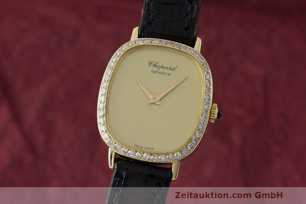 CHOPARD 18 CT GOLD MANUAL WINDING KAL. 846 [163418]