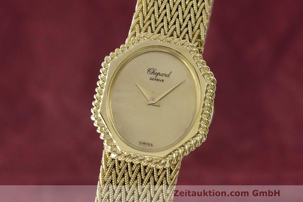 CHOPARD ORO DE 18 QUILATES CUERDA MANUAL KAL. ETA 2412 LP: 20710EUR [163499]