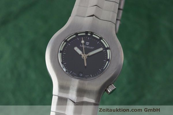 TAG HEUER ALTER EGO STEEL QUARTZ KAL. ETA 956112 LP: 1950EUR [163546]