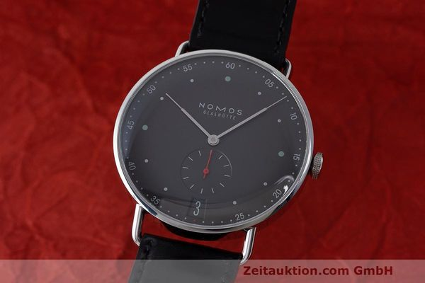 NOMOS METRO STEEL MANUAL WINDING KAL. DUW4101 LP: 2500EUR [163579]