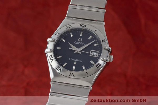 OMEGA CONSTELLATION ACIER QUARTZ KAL. 1424 ETA 256461 LP: 2200EUR [163597]