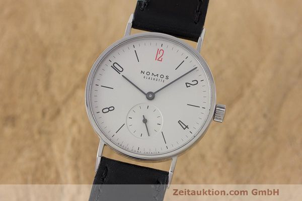 NOMOS TANGENTE STEEL MANUAL WINDING KAL. ALPHA [170021]
