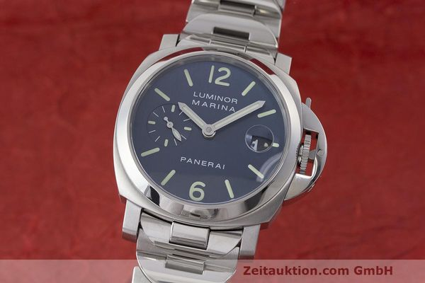 PANERAI LUMINOR MARINA ACIER AUTOMATIQUE KAL. ETA A05511 LP: 6600EUR  [170050]