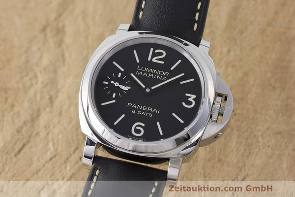 PANERAI LUMINOR MARINA 钢质 手动上弦机芯 KAL. P5000 LP: 6900EUR  [170060]