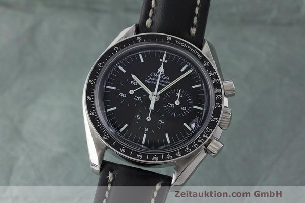 OMEGA SPEEDMASTER CHRONOGRAPH STEEL MANUAL WINDING KAL. 861 LP: 4200EUR [170071]