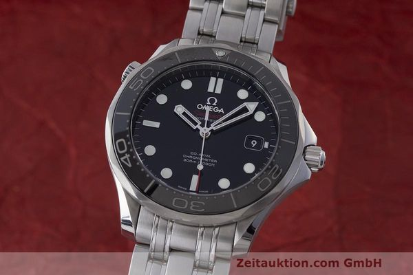 OMEGA SEAMASTER 300M PROFESSIONAL CO-AXIAL CHRONOMETER EDELSTAHL NP: 3500,- EURO [170084]