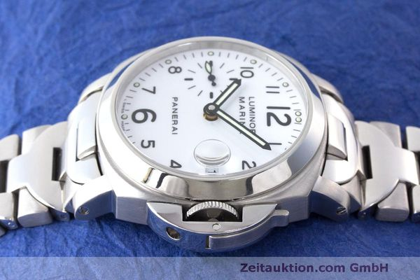 二手奢侈品腕表 Panerai Luminor Marina 钢质 自动上弦机芯 Kal. Eta A05511 Ref. OP6560 LIMITED EDITION | 170123 05