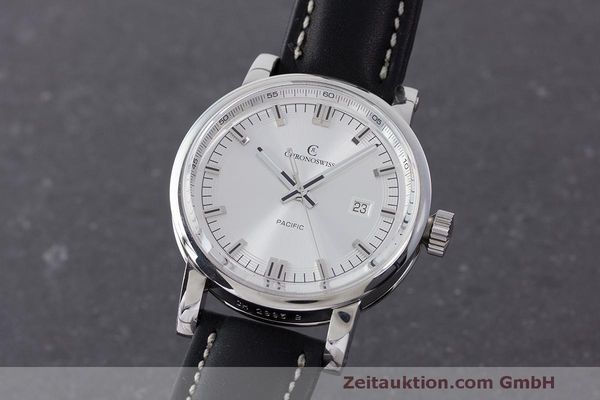 CHRONOSWISS PACIFIC HERRENUHR AUTOMATIK CH2883B GLASBODEN VP: 4100,- EURO [170155]