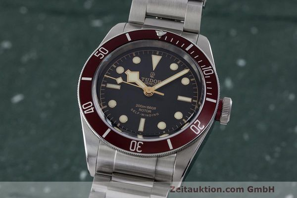 TUDOR HERITAGE BLACK BAY STEEL AUTOMATIC KAL. ETA 2824-2 LP: 3190EUR [170156]