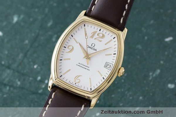 OMEGA DE VILLE 18 CT GOLD AUTOMATIC KAL. 1120 LP: 6710EUR [170178]