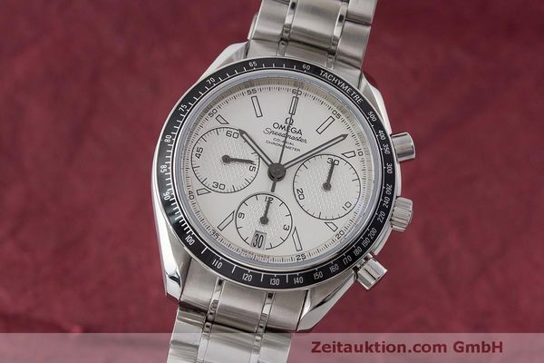 OMEGA SPEEDMASTER RACING CHRONOGRAPHE ACIER AUTOMATIQUE KAL. 3330 LP: 4000EUR [170197]