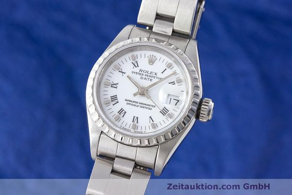 ROLEX LADY DATE STEEL AUTOMATIC KAL. 2135 LP: 5550EUR [170241]