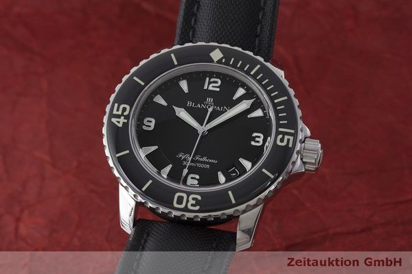 BLANCPAIN FIFTY FATHOMS STEEL AUTOMATIC KAL. 1315  [170250]