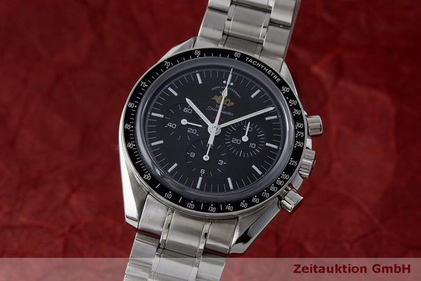 OMEGA MOONWATCH SPEEDMASTER 50TH ANNIVERSARY CHRONOGRAPH LIMITIERT CAL 1861 [170291]
